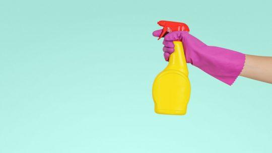 Schoonmaken, desinfecteren en virussen