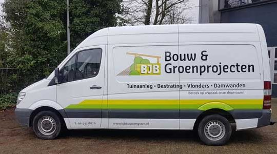 BJB Bouw- en Groen Projecten Tuinkamers